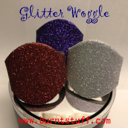 Glitter Woggles