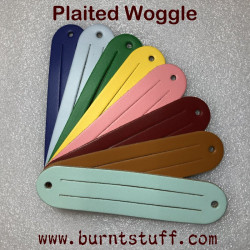 Plaited Scout Woggle